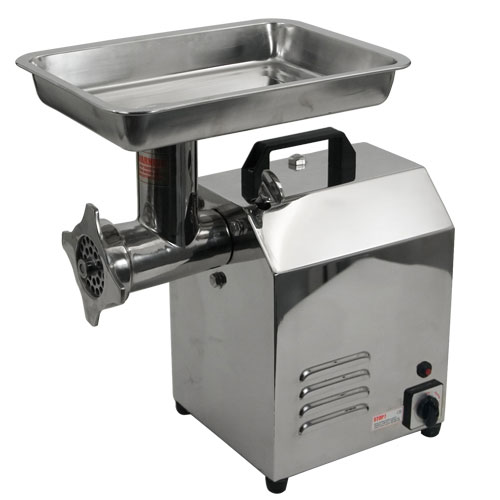 Electric Meat Grinder ~ Electric stainless steel meat grinder no amezam